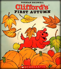 Cliffords First Autumn image